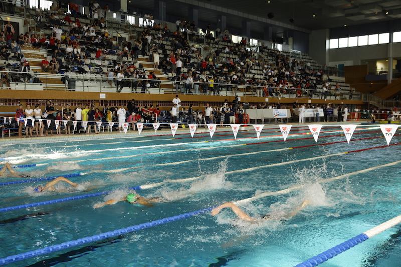 Interclub d partementaux rennes club de natation for Piscine aquatis fougeres